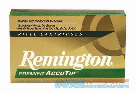 Rem Ammo Premier .204 Ruger - 32gr. Accu-tip Bt 20-pack  Guns > Pistols > 1911 Pistol Copies (non-Colt)