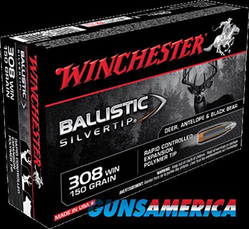 Winchester Ammo Ballistic Silvertip, Win Sbst308       308    150blst 20-10  Guns > Pistols > 1911 Pistol Copies (non-Colt)