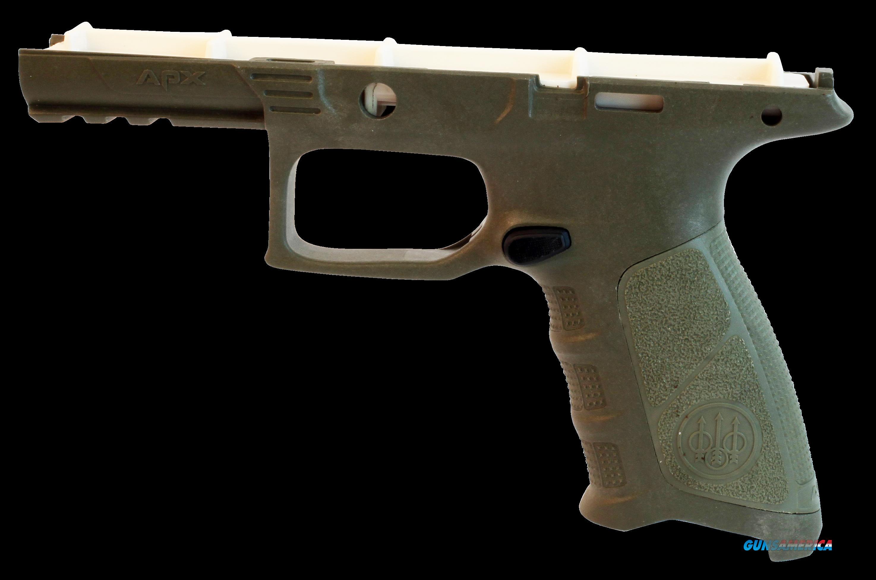 Beretta Usa Apx, Ber E01643        Apx Grip Frame Od Green  Guns > Pistols > 1911 Pistol Copies (non-Colt)