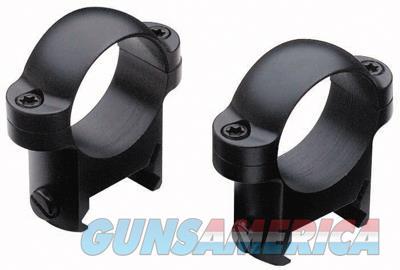 Burris Zee Rings 1 Medium - Steel Gloss  Guns > Pistols > 1911 Pistol Copies (non-Colt)