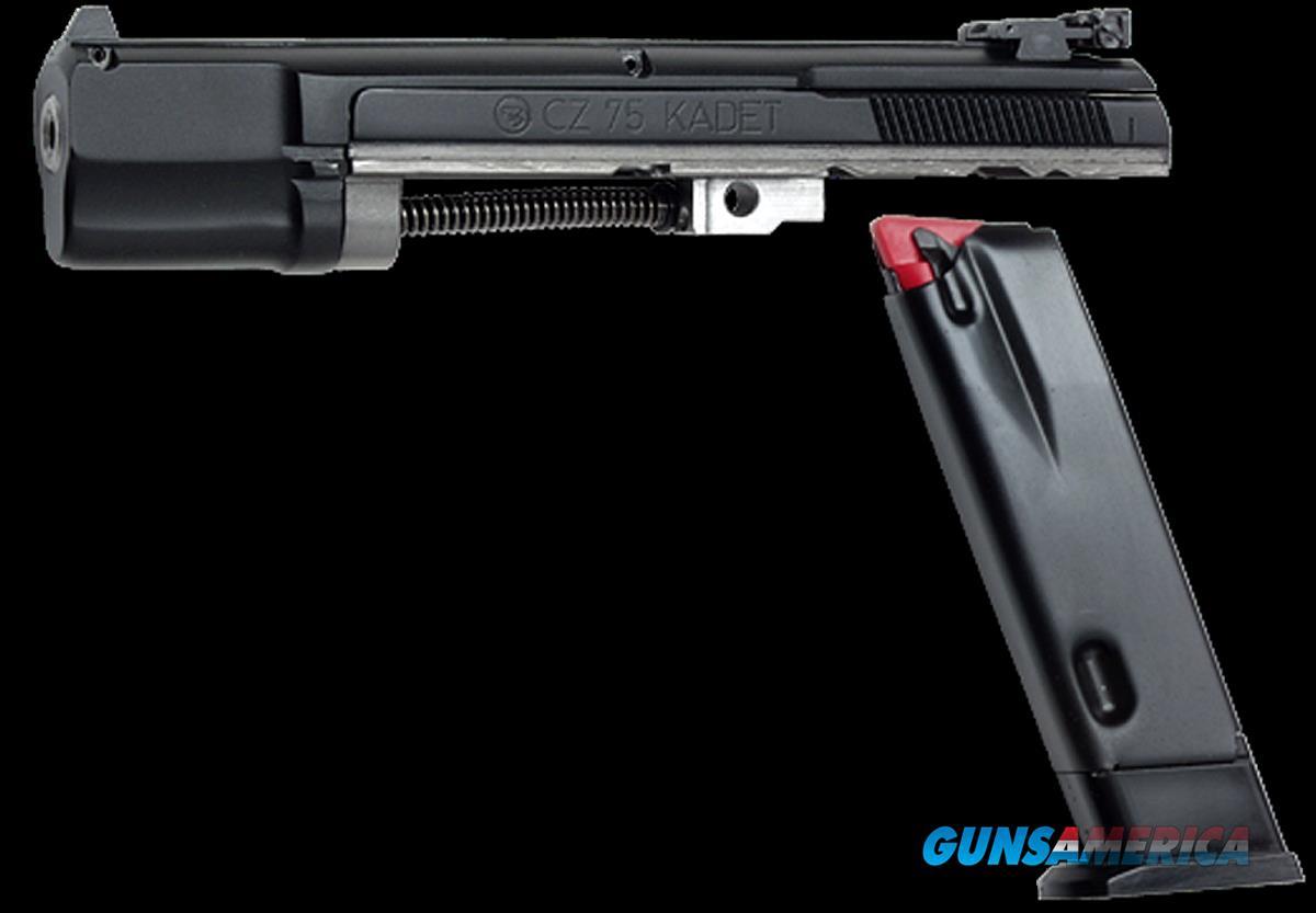 Cz Cz 75 Kadet Adapter, Cz 01610 Cz75 Kadet Ii 22lr Conversion Kit 10rd  Guns > Pistols > 1911 Pistol Copies (non-Colt)