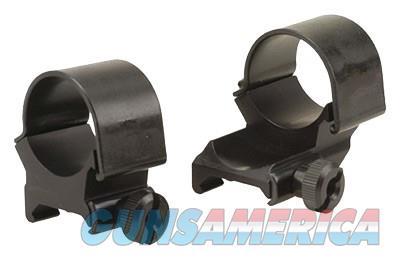 Weaver Rings Detachable Top - Mount Extension 1 High Matte  Guns > Pistols > 1911 Pistol Copies (non-Colt)