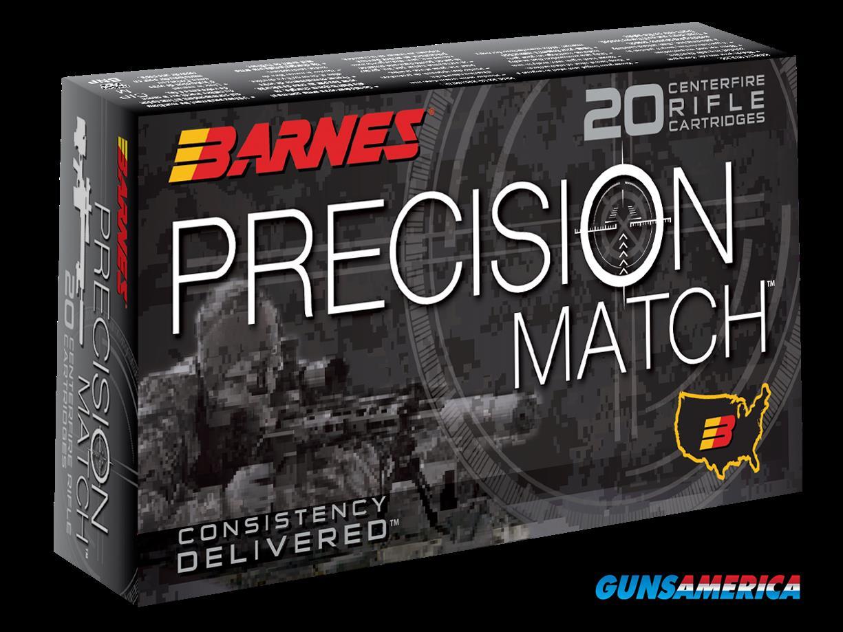 Barnes Bullets Precision Match, Brns 30166 Bb65crdm1   6.5crd    140 Omt  Bt 20-10  Guns > Pistols > 1911 Pistol Copies (non-Colt)