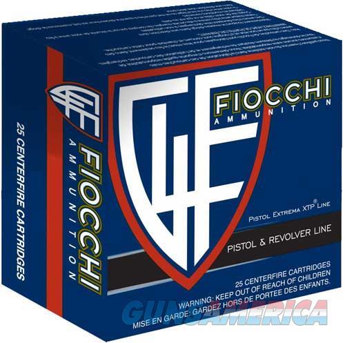 Fiocchi Extrema 25 Auto 35gr Xtp Jhp 50-bx  Guns > Pistols > 1911 Pistol Copies (non-Colt)