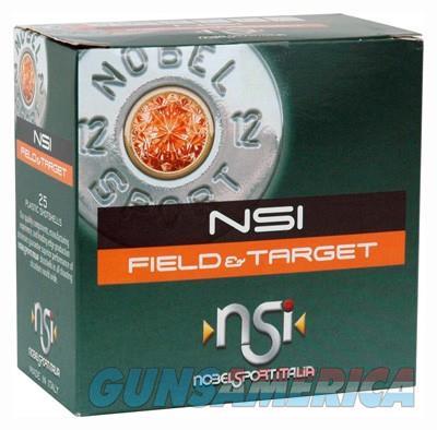 Nobelsport Ammo 16ga. 2.75 - 1330fps. 1-1-16oz. #7.5 25-pk.  Guns > Pistols > 1911 Pistol Copies (non-Colt)