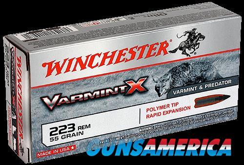 Winchester Ammo Varmint X, Win X223p         223     55vrmt 20-10  Guns > Pistols > 1911 Pistol Copies (non-Colt)