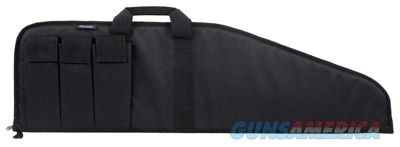 Bulldog Pitbull Tactical Case - 43 Black W- 3 Mag Holders  Guns > Pistols > 1911 Pistol Copies (non-Colt)