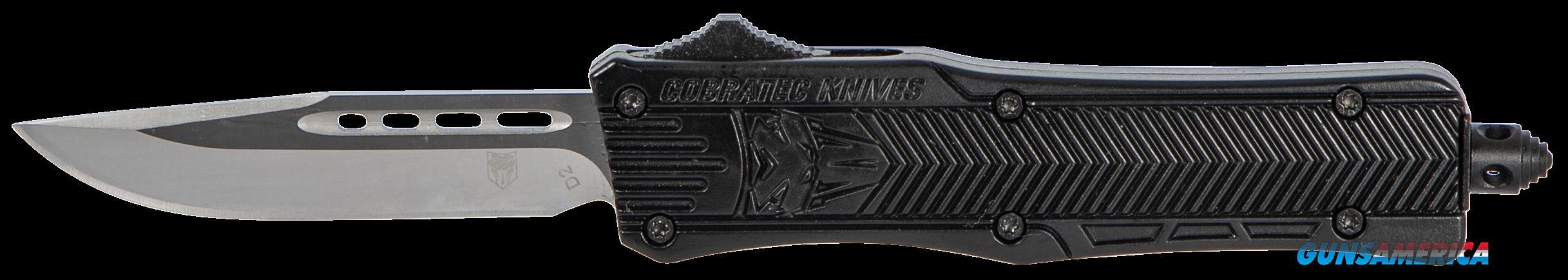 Cobra Tec Knives Llc Ctk-1, Cobra Sbctk1sdns     Sml Ctk1 Drop Black  Guns > Pistols > 1911 Pistol Copies (non-Colt)