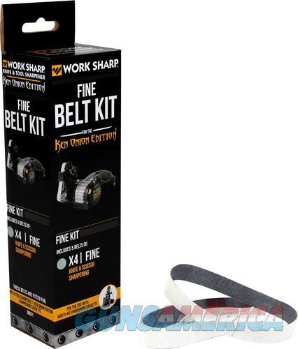 Work Sharp Ken Onion Edition - Fine Grit Belt Kit 5 Belts  Guns > Pistols > 1911 Pistol Copies (non-Colt)