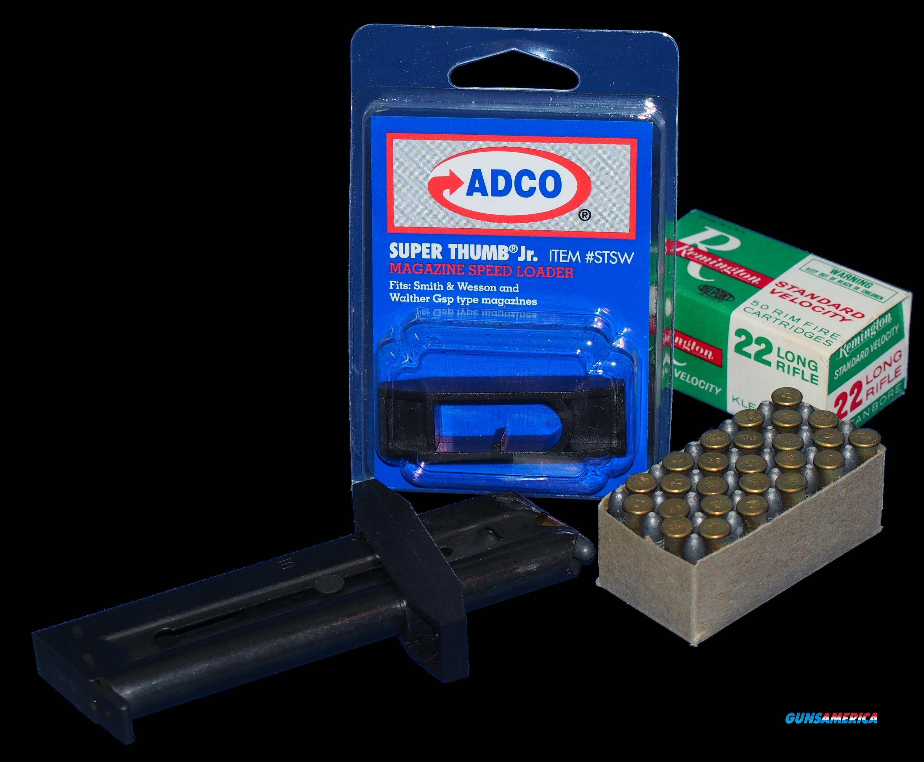 Adco Super Thumb Jr, Adco Stsw Super Thumb Jr S&w 22  Guns > Pistols > 1911 Pistol Copies (non-Colt)