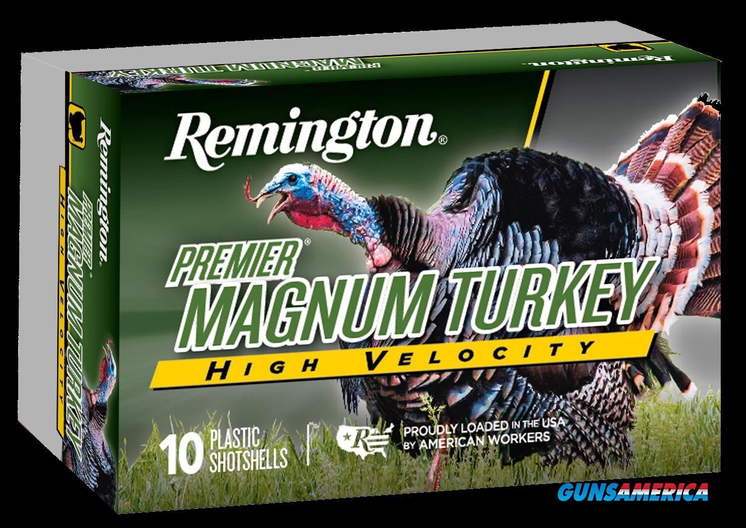 Remington Ammunition Premier, Rem 28041 Phv1235m5a Premier Tky 3.5  2oz   5-20  Guns > Pistols > 1911 Pistol Copies (non-Colt)