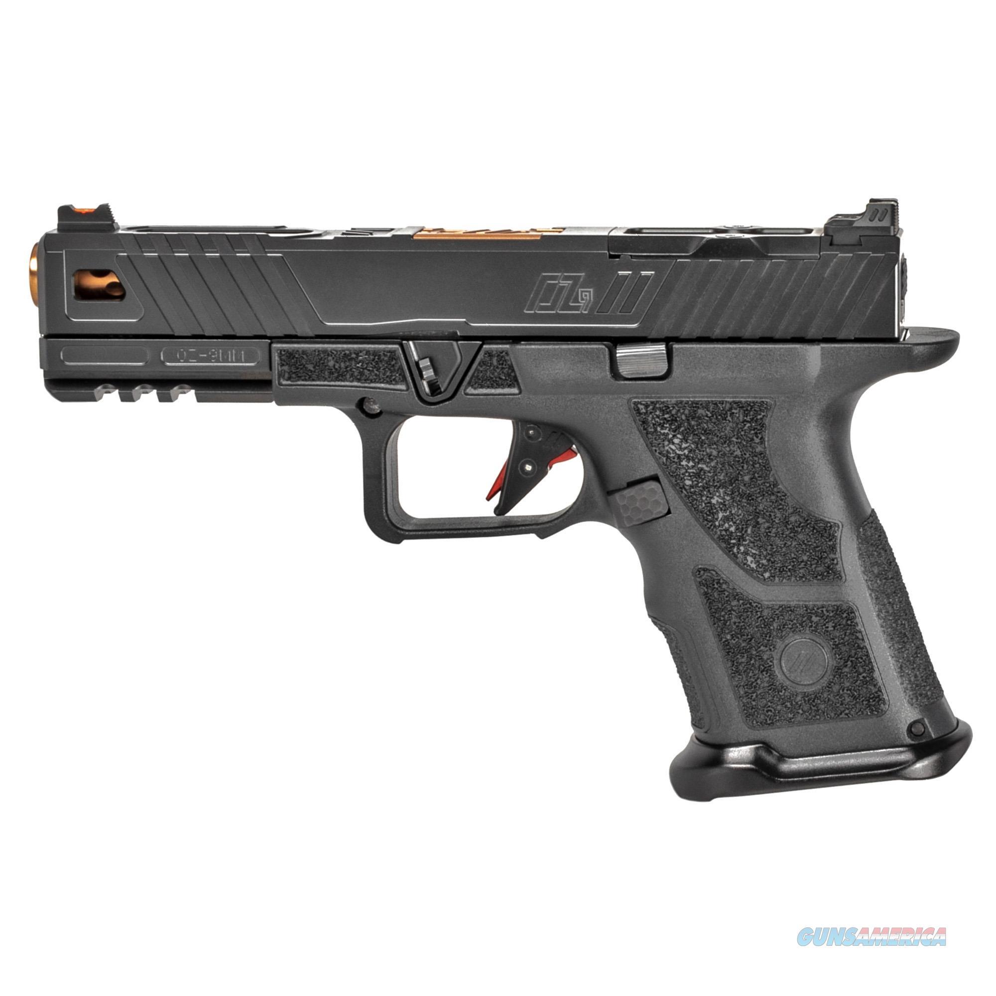 Zev Oz9, Zev Oz9-std-covert-b-brz  Oz9 9mm Covert Brz Brl  Guns > Pistols > 1911 Pistol Copies (non-Colt)