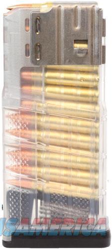 Lancer Magazine L7awm Sr-25 - 7.62x51 25rd Translucent Clear  Guns > Pistols > 1911 Pistol Copies (non-Colt)
