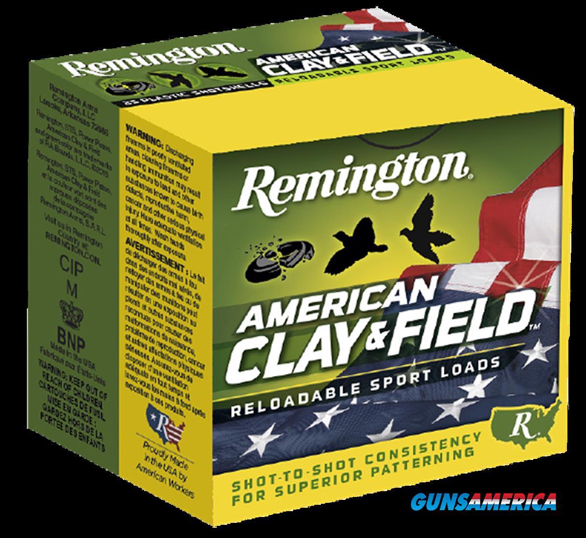 Remington Ammunition American Clay & Field Sport, Rem 20348 Ht129      12      9   1 1-8 25-10  Guns > Pistols > 1911 Pistol Copies (non-Colt)