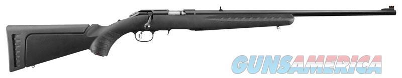 Ruger American .22lr 10-shot - 22 Matte Blk Fiber Optic Sigt  Guns > Pistols > 1911 Pistol Copies (non-Colt)