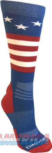 Bg Unisex Stars & Stripes - Socks M-l Red White And Blue  Guns > Pistols > 1911 Pistol Copies (non-Colt)