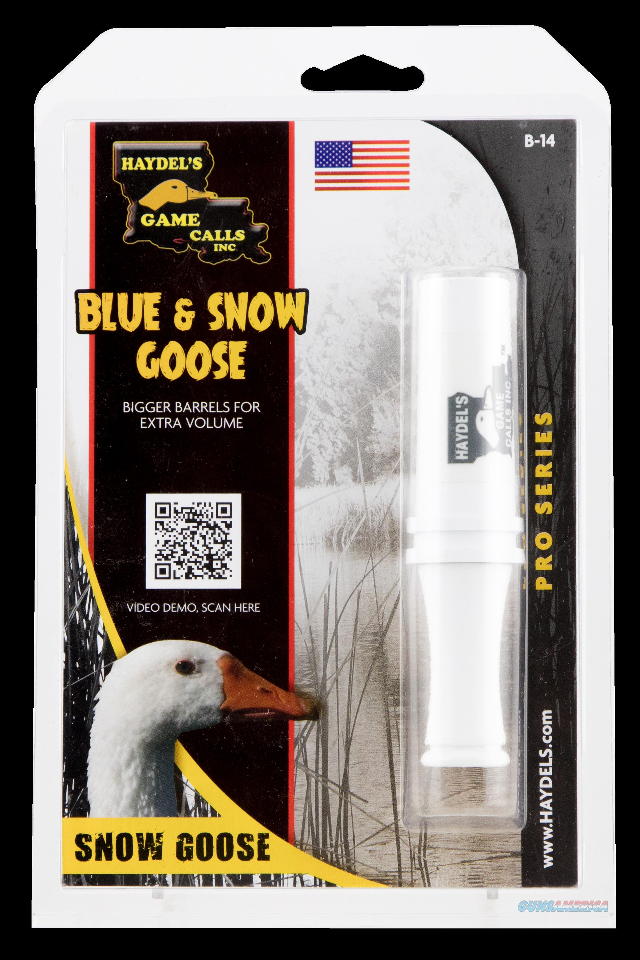 Haydels Blue & Snow Goose, Hay B14     Blue-snow Goose  Guns > Pistols > 1911 Pistol Copies (non-Colt)