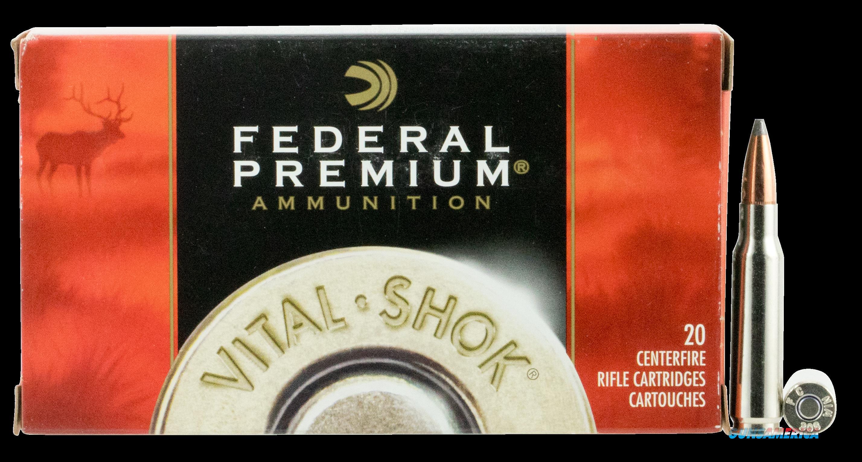 Federal Premium, Fed P308e      308     180 Np               20-10  Guns > Pistols > 1911 Pistol Copies (non-Colt)