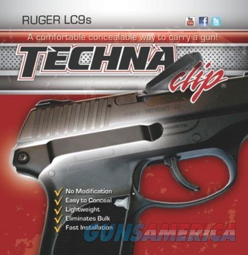 Techna Clip Handgun Retention - Clip Ruger Lc9s Right Side  Guns > Pistols > 1911 Pistol Copies (non-Colt)