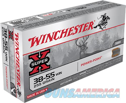 Winchester Ammo Super-x, Win X3855         3855   255sp   20-10  Guns > Pistols > 1911 Pistol Copies (non-Colt)