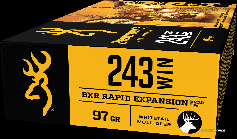 Browning Ammo Bxr, Brna B192102431    243     97 Bxr Deer       20-10  Guns > Pistols > 1911 Pistol Copies (non-Colt)