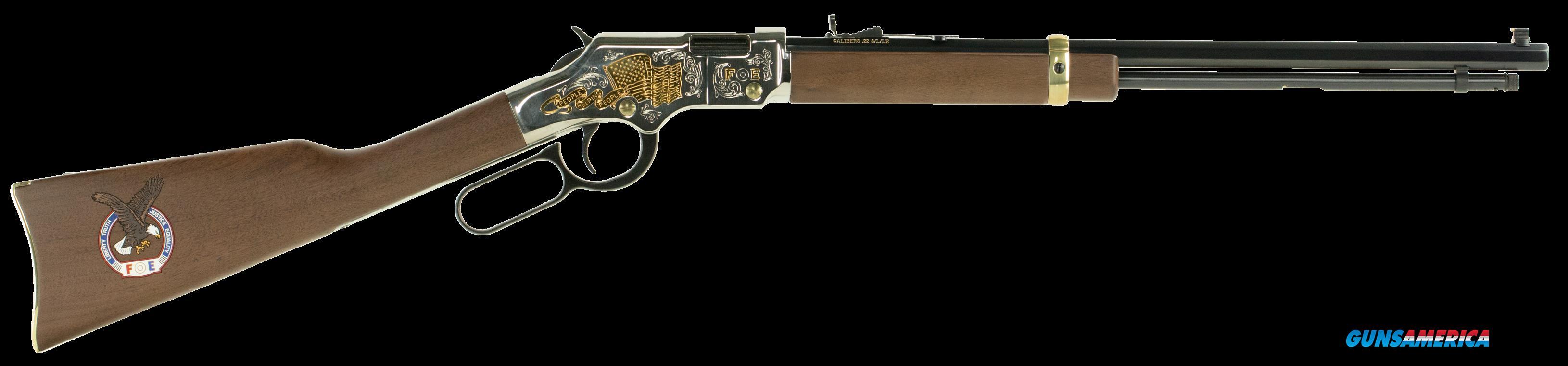 Henry Golden Boy, Henry H004foe   Golden Boy Order Of Eagles 22lr  Guns > Pistols > 1911 Pistol Copies (non-Colt)