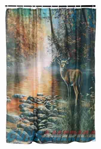 Rivers Edge Deer Shower - Curtain!  Guns > Pistols > 1911 Pistol Copies (non-Colt)