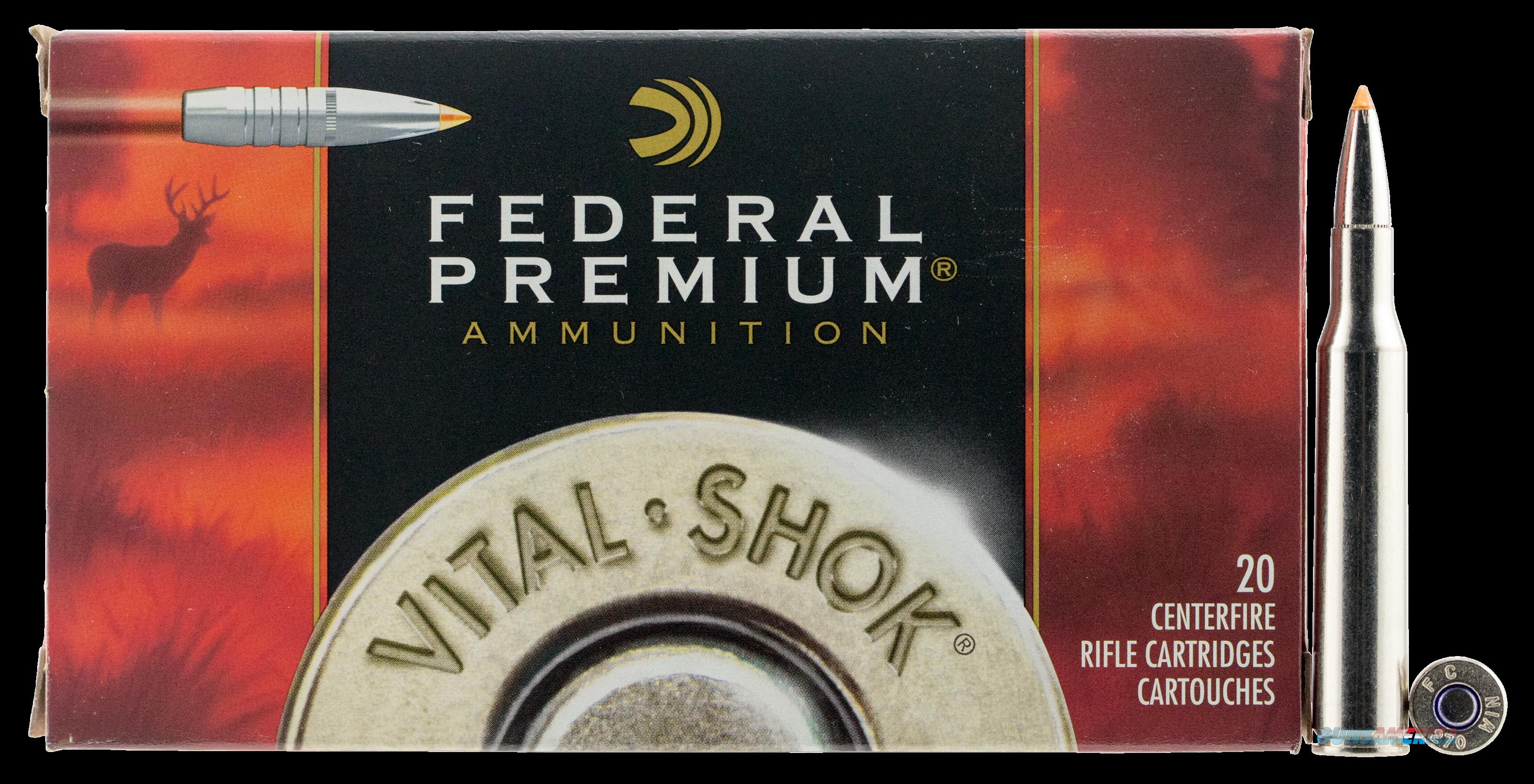 Federal Premium, Fed P270tt3    270     140 Bt Vtl           20-10  Guns > Pistols > 1911 Pistol Copies (non-Colt)