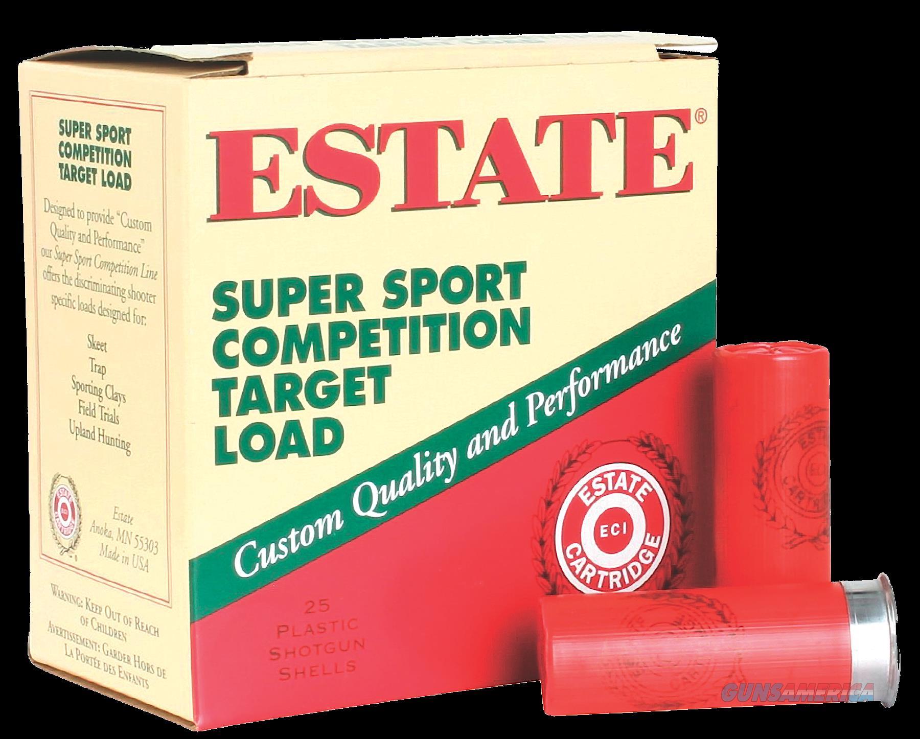 Estate Super Sport, Est Ss209      20 Sup Spt Tgt 7-8  25-10  Guns > Pistols > 1911 Pistol Copies (non-Colt)