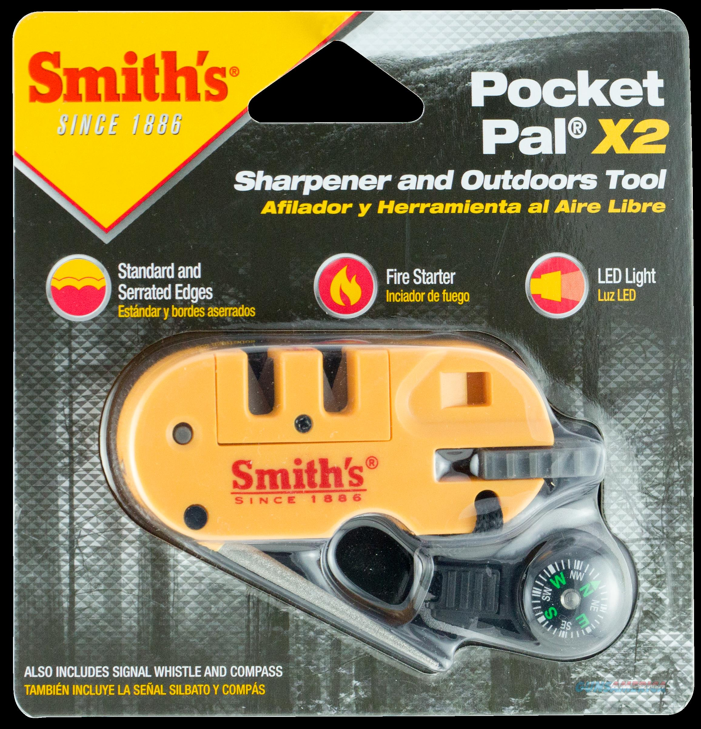 Smiths Products Pocket Pal, Smiths 50364 Pocket Pal 2 Sharpnr-tool  Guns > Pistols > 1911 Pistol Copies (non-Colt)