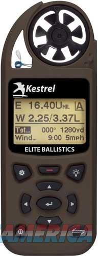 Kestrel 5700 Elite W-applied - Ballistics Fde  Guns > Pistols > 1911 Pistol Copies (non-Colt)