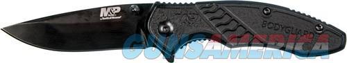 S&w Knife M&p Bodyguard 2.75 - Clip Pnt Folding Blade Black  Guns > Pistols > 1911 Pistol Copies (non-Colt)