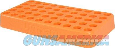 Lyman Custom Loading Block - .615 Hole Diameter 50 Cases  Guns > Pistols > 1911 Pistol Copies (non-Colt)