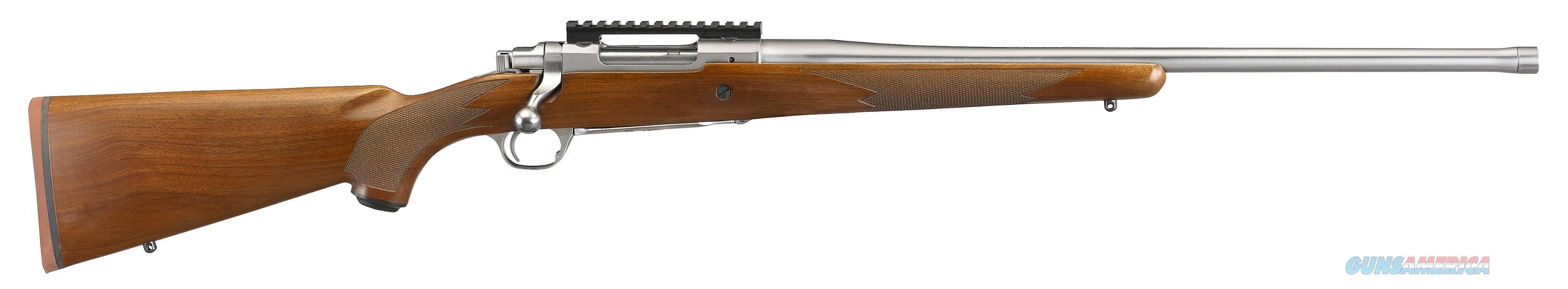 Ruger Hawkeye, Rug 57105 Hawkeye Hunter   6.5prc 22 Wal Satin Ss  Guns > Pistols > 1911 Pistol Copies (non-Colt)