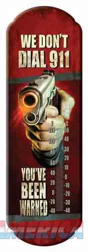 Rivers Edge Thermometer - we Don't Dial 911  Guns > Pistols > 1911 Pistol Copies (non-Colt)