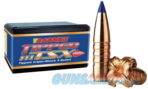 Barnes Bullets Tipped Tsx, Brns 30274 .277 110 Tipped Tsx Bt   50  Guns > Pistols > 1911 Pistol Copies (non-Colt)