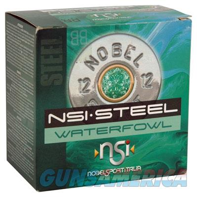 Nsi Steel Waterfowl 12 Ga 3 - 1450 Fps. 1-1-4oz Bb 25-pack  Guns > Pistols > 1911 Pistol Copies (non-Colt)