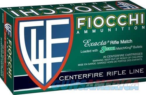 Fiocchi Exacta, Fio 308mkb    308        168 Mk     20-10  Guns > Pistols > 1911 Pistol Copies (non-Colt)