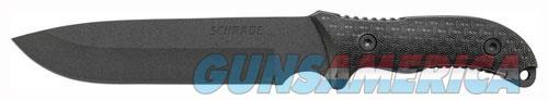 Schrade Knife Frontier - 7 W-sheath-stone-ferro Rod  Guns > Pistols > 1911 Pistol Copies (non-Colt)