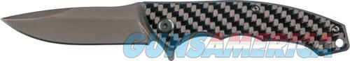 Schrade Knife Carbon Fiber - Ultra Glide Ti 2.75 Bld Black  Guns > Pistols > 1911 Pistol Copies (non-Colt)
