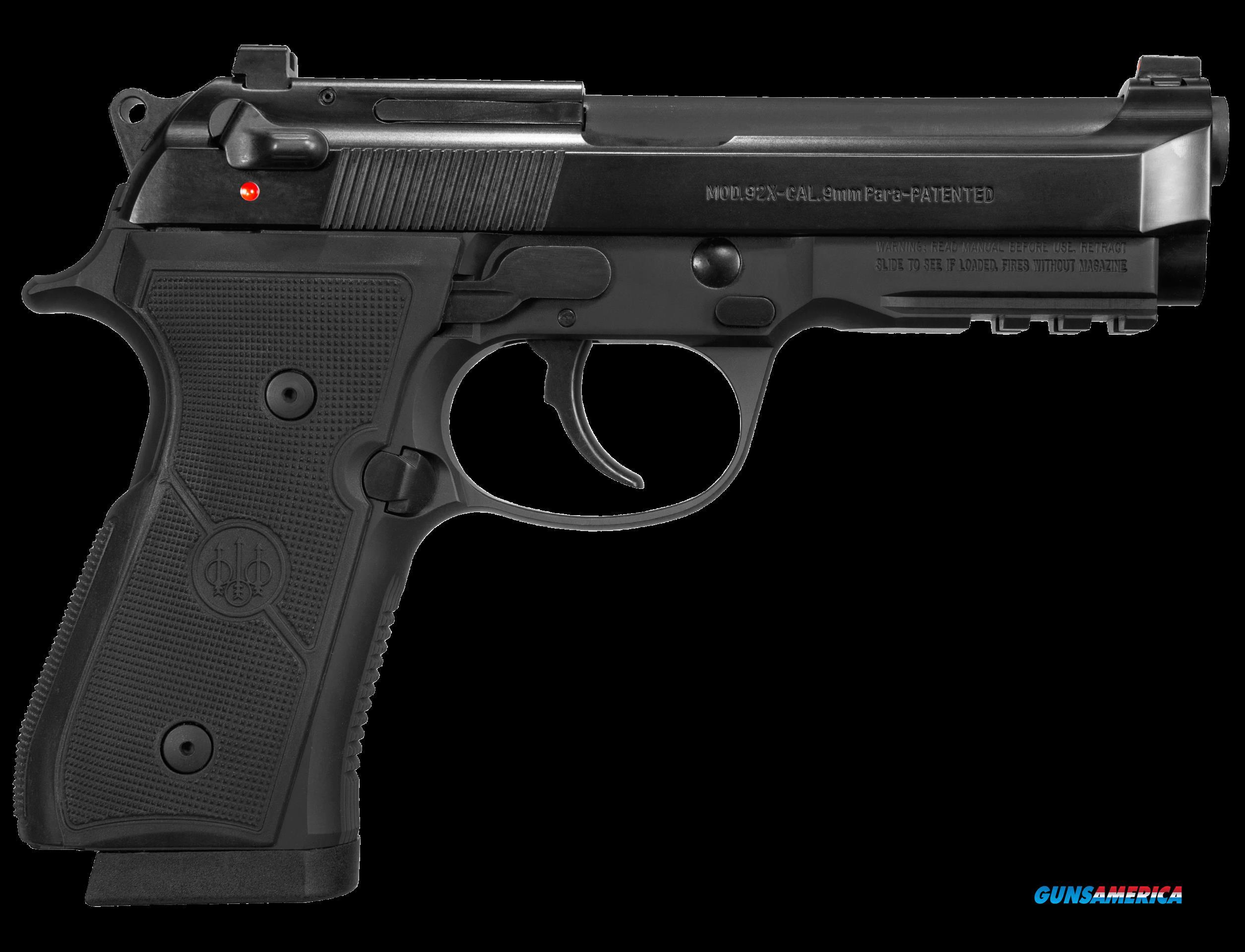 Beretta Usa 92x, Ber J92qr915  92x   9mm Centurion 3-15rd  *usa*  Guns > Pistols > 1911 Pistol Copies (non-Colt)
