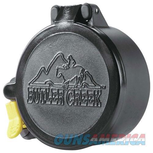Butler Creek Multi-flex Flip-open, Btlr 21920 F-o Scp Cov Eye 19-20  Blk  Guns > Pistols > 1911 Pistol Copies (non-Colt)