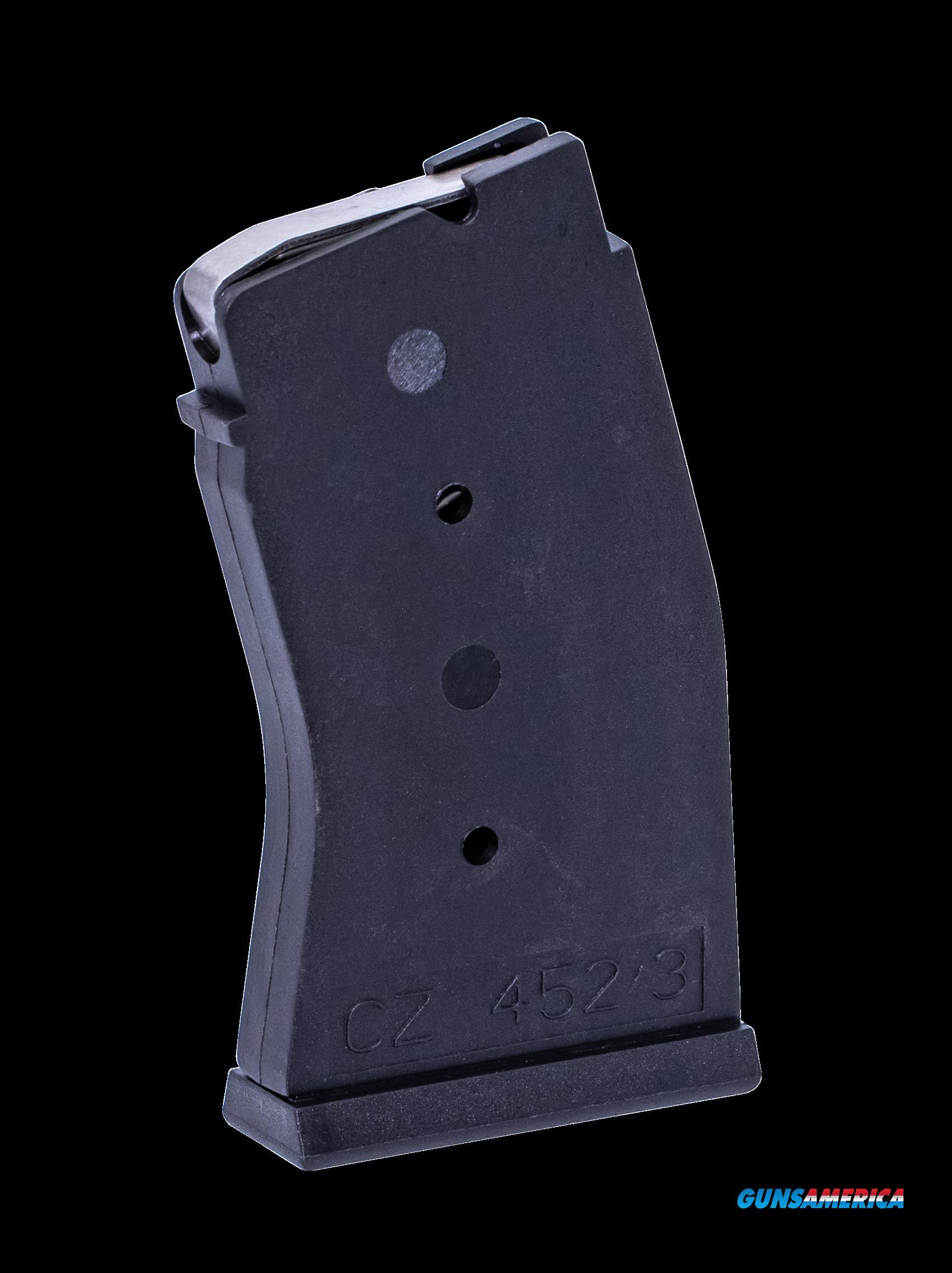 Cz Cz 452-453, Cz 12012 Mag Cz452-453     22wmr   10rd Poly  Guns > Pistols > 1911 Pistol Copies (non-Colt)