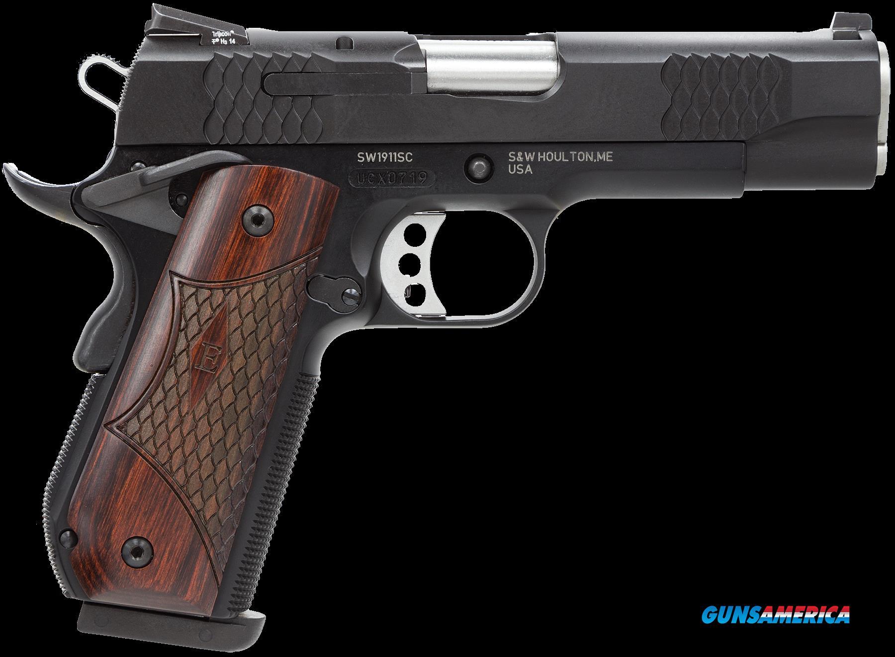 Smith & Wesson 1911, S&w M1911     108483 45 Eser 4.25    Mel  Guns > Pistols > 1911 Pistol Copies (non-Colt)