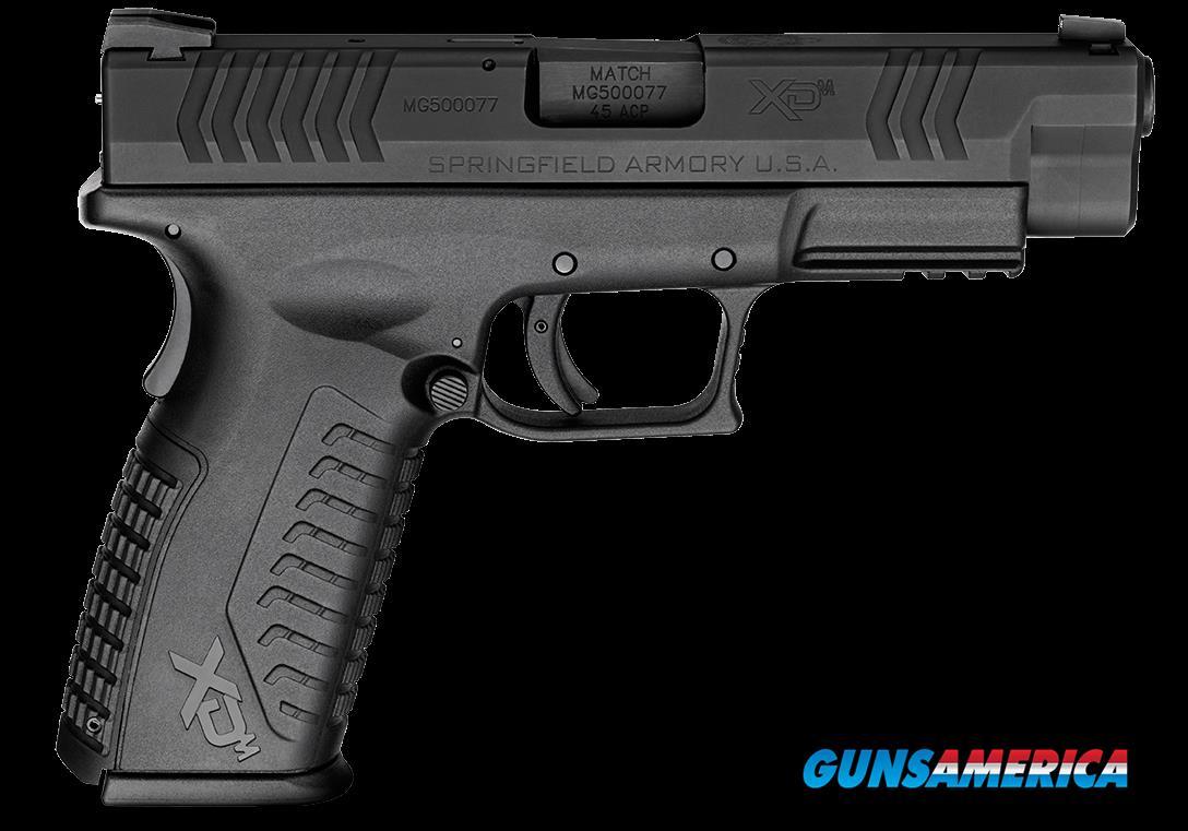 Springfield Armory Xd-m, Spg Xdm94545be     45          4.5         Blk 10r  Guns > Pistols > 1911 Pistol Copies (non-Colt)