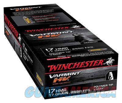 Winchester Ammo Varmint Hv 17hmr V-max 17gr 50-bx  Guns > Pistols > 1911 Pistol Copies (non-Colt)