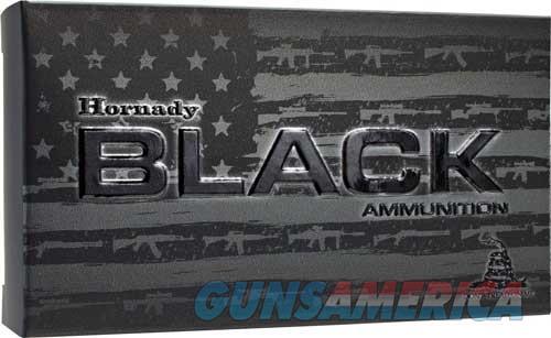 Hornady Black Ammo 6mm Creedmoor Bthp 105gr 20-bx  Guns > Pistols > 1911 Pistol Copies (non-Colt)