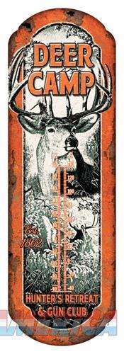 Rivers Edge Thermometer - Deer Camp Tin  Guns > Pistols > 1911 Pistol Copies (non-Colt)