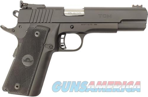 Armscor Ri Tcm Standard Fs - .22tcm 5 As 17rd Parkerized  Guns > Pistols > 1911 Pistol Copies (non-Colt)