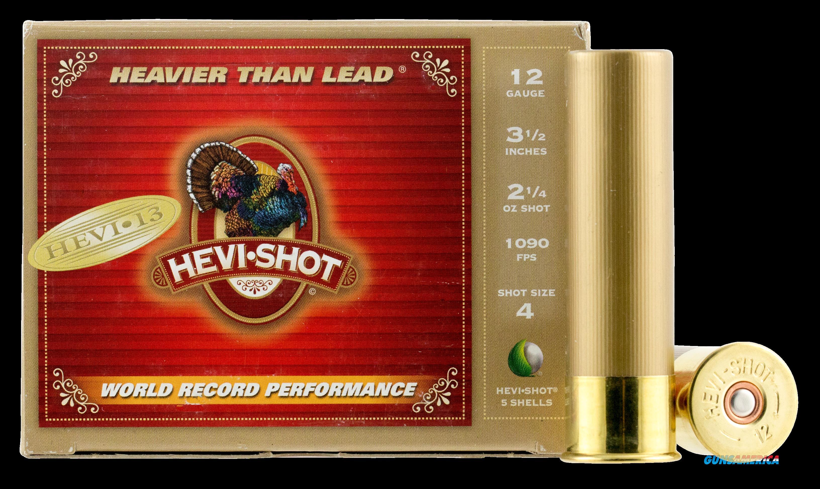 Hevishot Hevi-13, Hevi 43524 Tky Hevi13   12 3.5  4 21-4 5-10  Guns > Pistols > 1911 Pistol Copies (non-Colt)